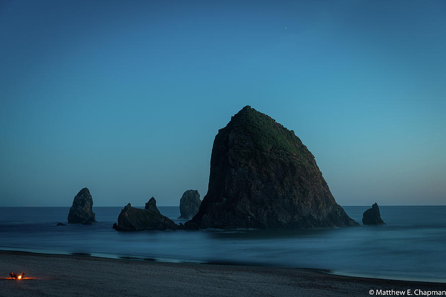 Haystack and Needles by Matthew Chapman