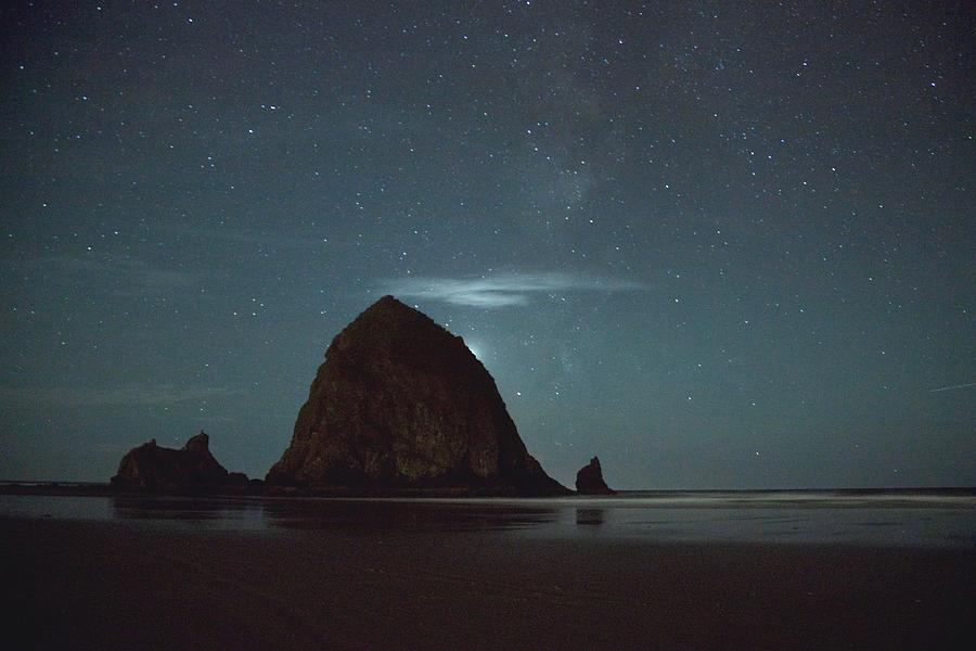 Haystack Under the Stars by Todd Kreuter