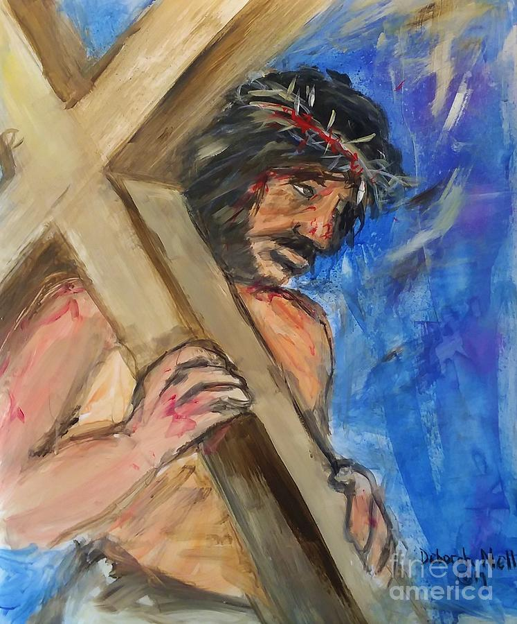 He Endured The Cross by Deborah Nell