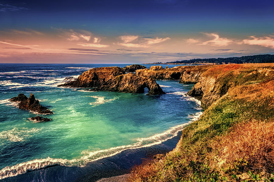 Headlands State Park by Maria Coulson