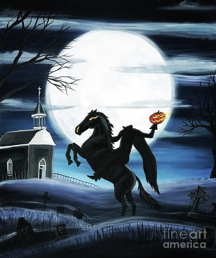 Picture of Headless Horseman