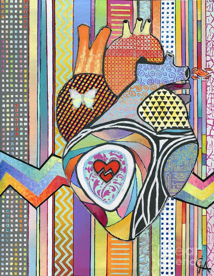 Heart Eclectic Rhapsody by Jeremy Aiyadurai