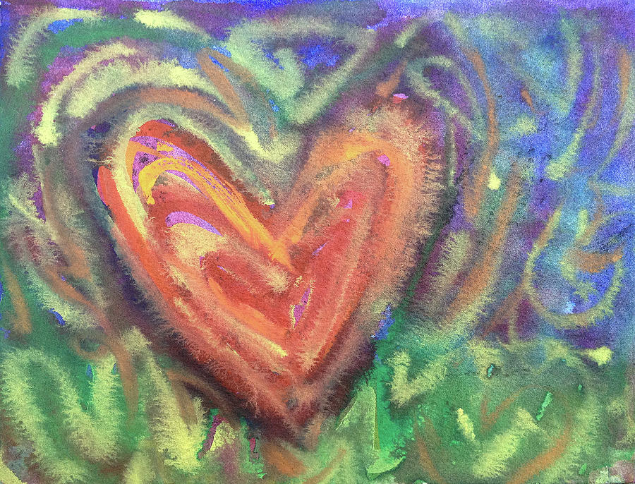 Heart in Motion by Kerima Swain