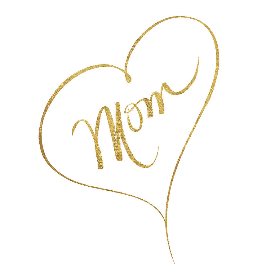 Heart Mom by Sd Graphics Studio