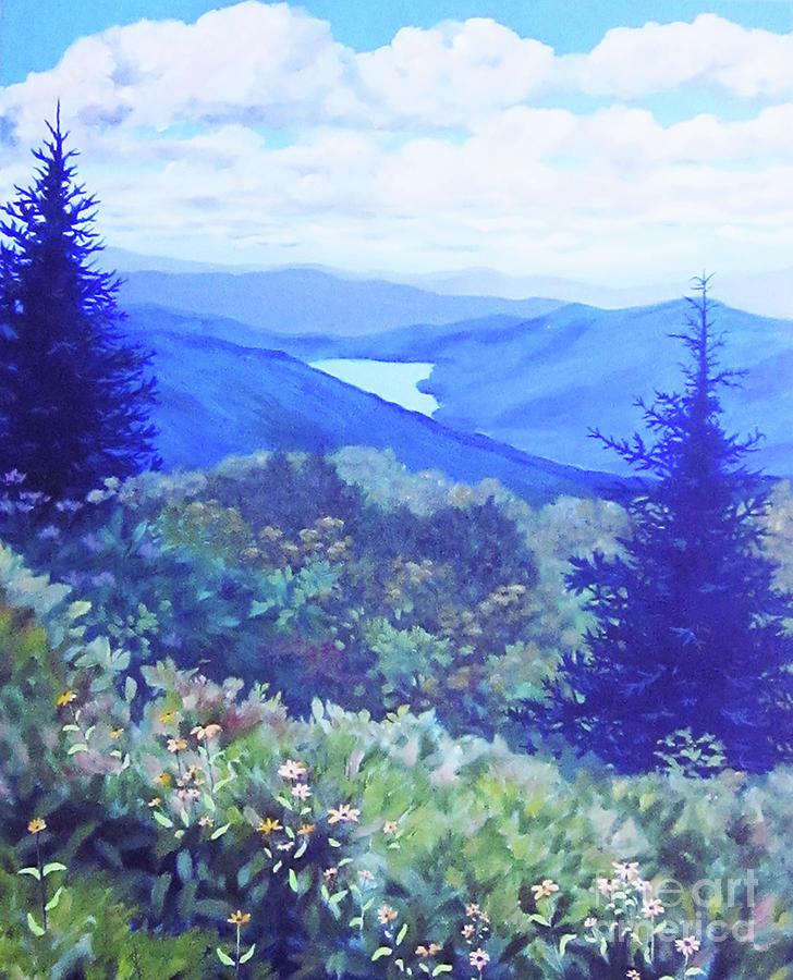 Heart of the Blue Ridge by Anne Marie Brown