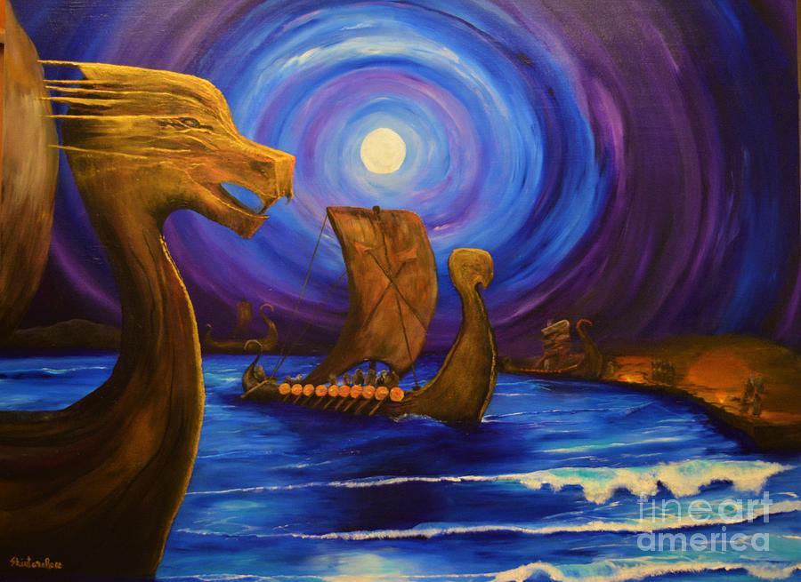 Heart of the Viking by Sabine ShintaraRose