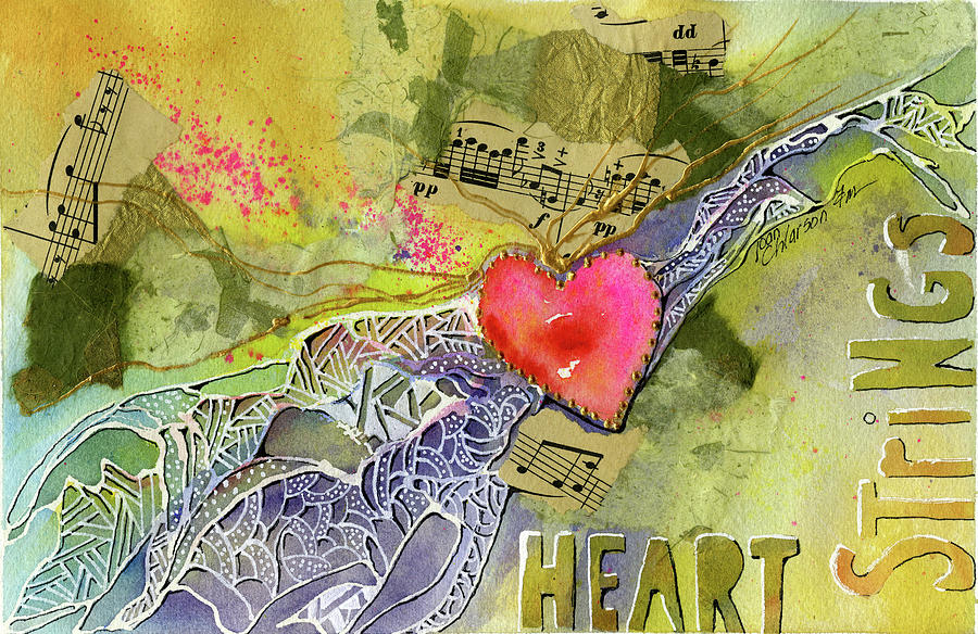 Heart Strings by Joan Chlarson