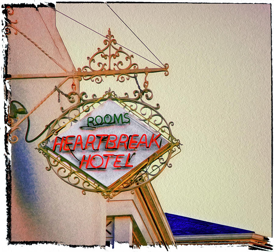 Heartbreak Hotel Impression by Phil Cardamone
