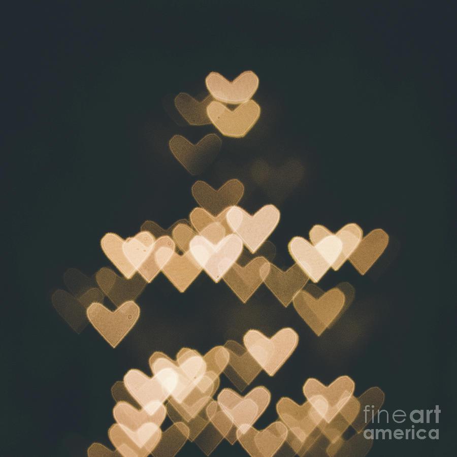 Hearty bokeh by Mariusz Talarek