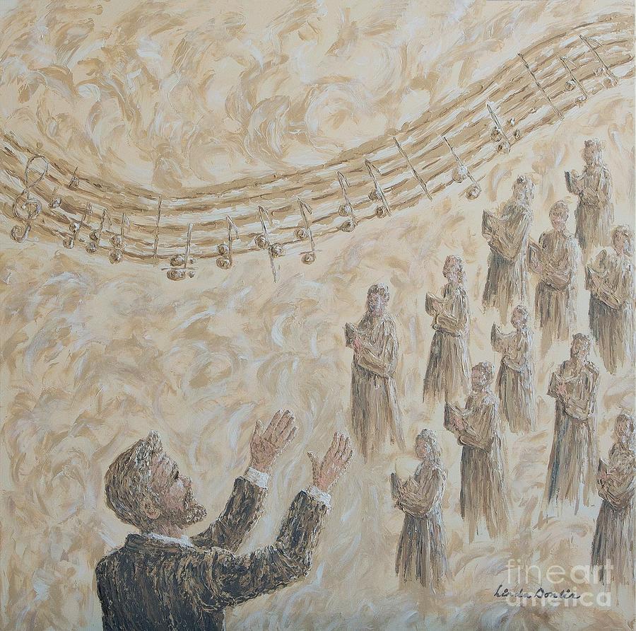 Heavenly Choir by Linda Donlin