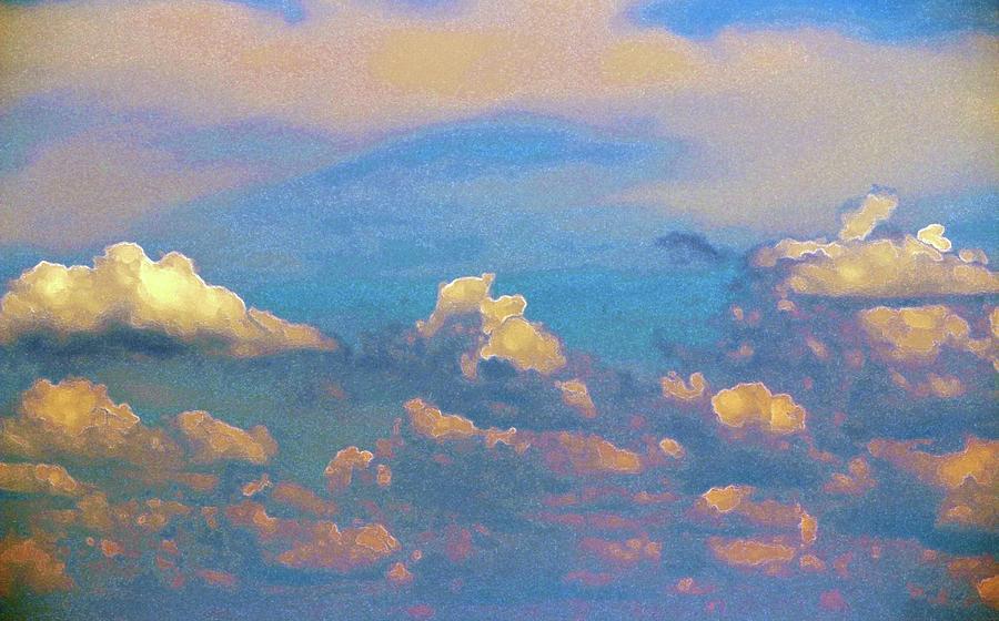 Heavenly Clouds by Cynthia Guinn