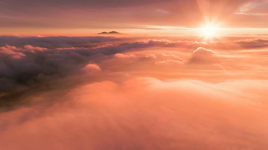 Heavenly Diablo Photograph by Vincent James