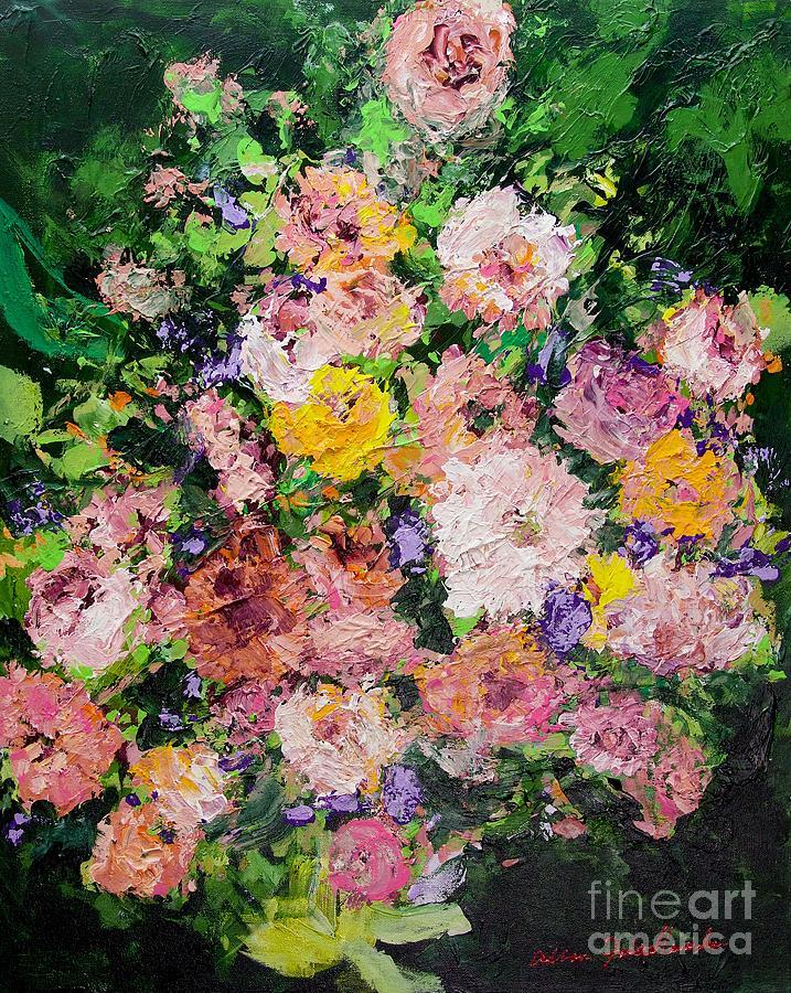 Heavenly Garden Painting