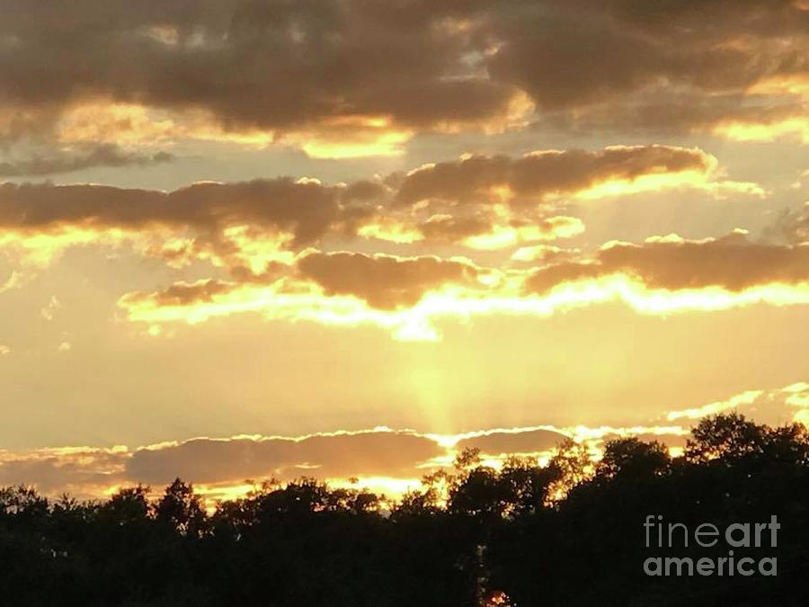 Heavenly Glory by Cynthia Mask