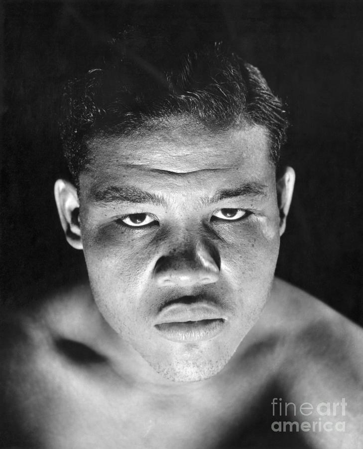 Heavyweight Champion Joe Louis Photograph by Bettmann