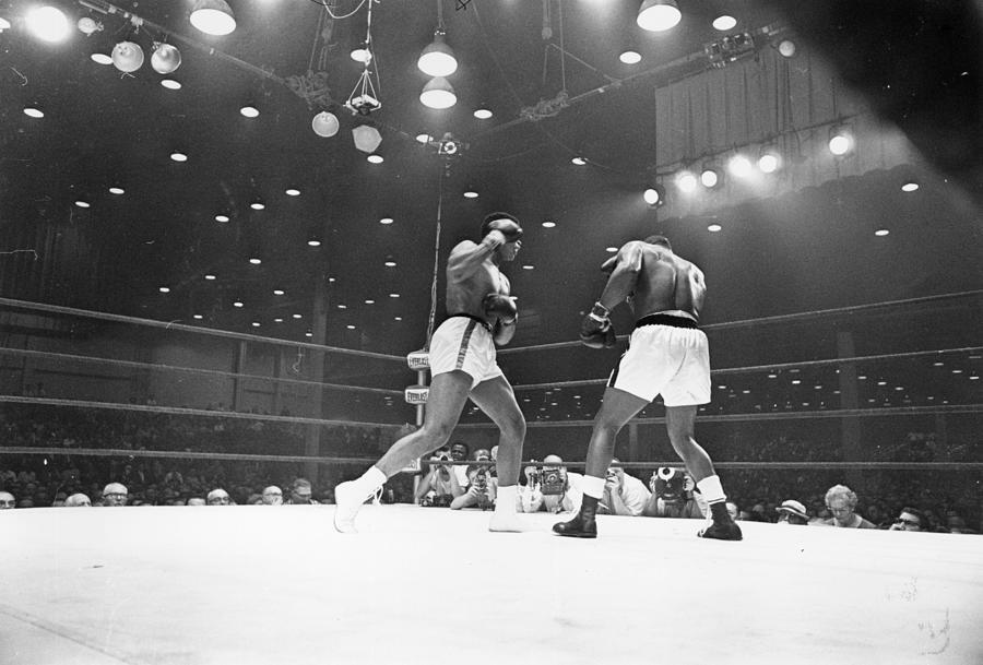 Heavyweight Title Photograph by Harry Benson