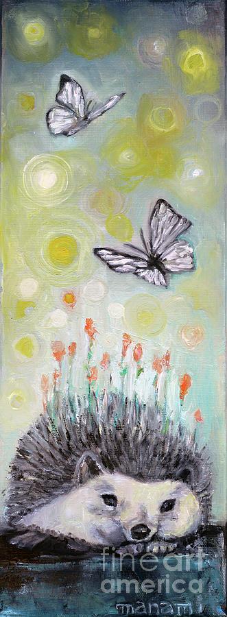 HedgeHugflower by Manami Lingerfelt