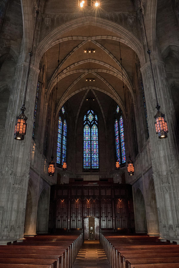 Heinz Memorial Chapel by Guy Whiteley