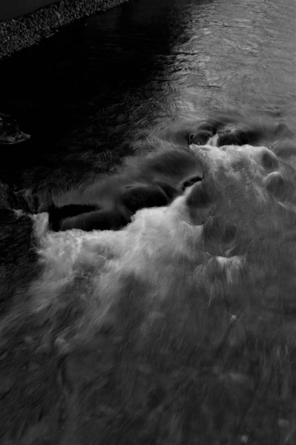 Helen Georgia Rapids by Warren Thompson
