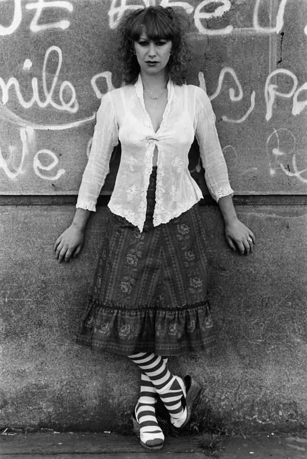 Helen Mirren Photograph by Evening Standard