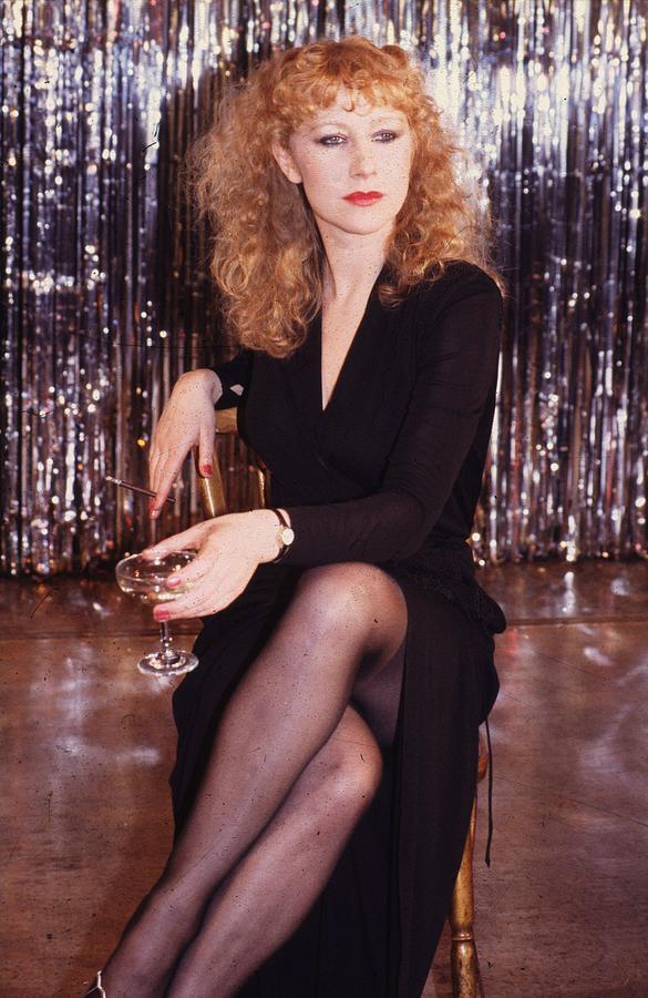 Helen Mirren Photograph by Keystone