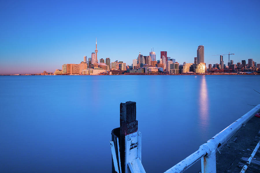 Cn Tower Photograph - Hello Toronto by Daniel Chen