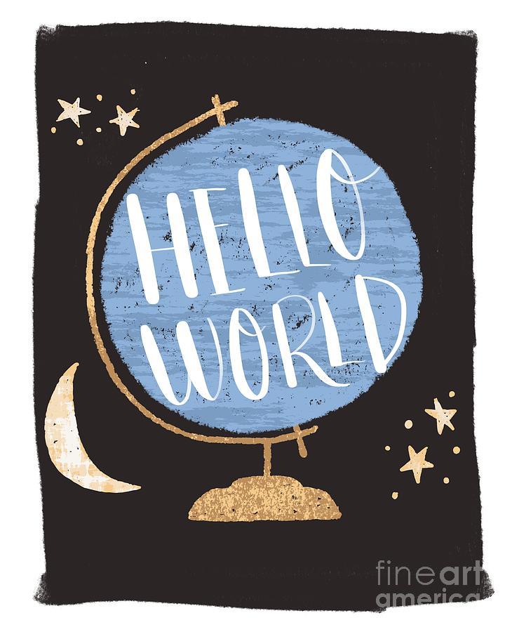 Hello World by NamiBear