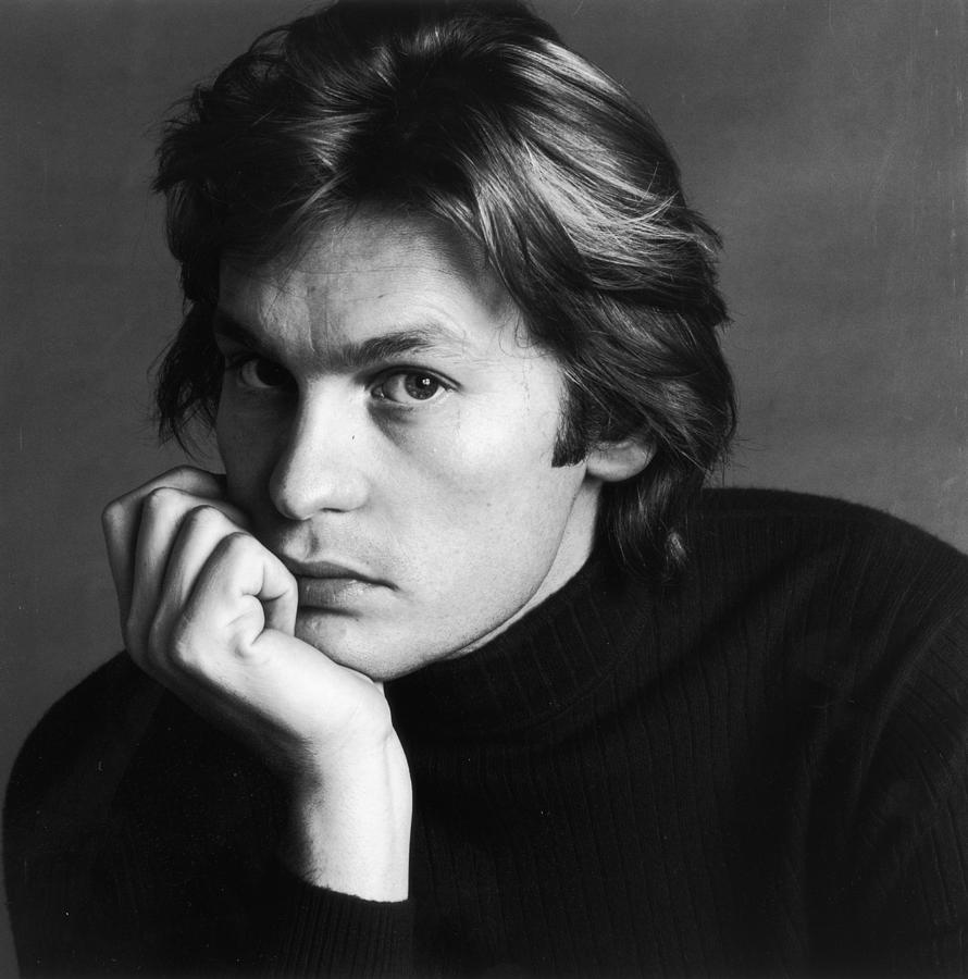 Helmut Berger Photograph by Jack Robinson