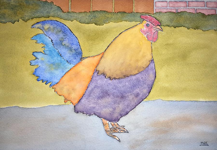 Hen of Lore by John Klobucher