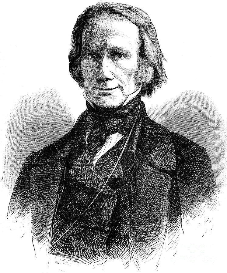 Henry Clay, American Statesman, C1880 Drawing by Print Collector