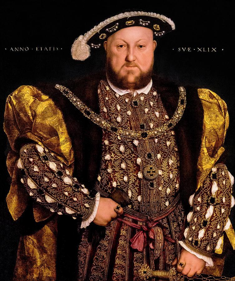 Henry VIII by Weston Westmoreland