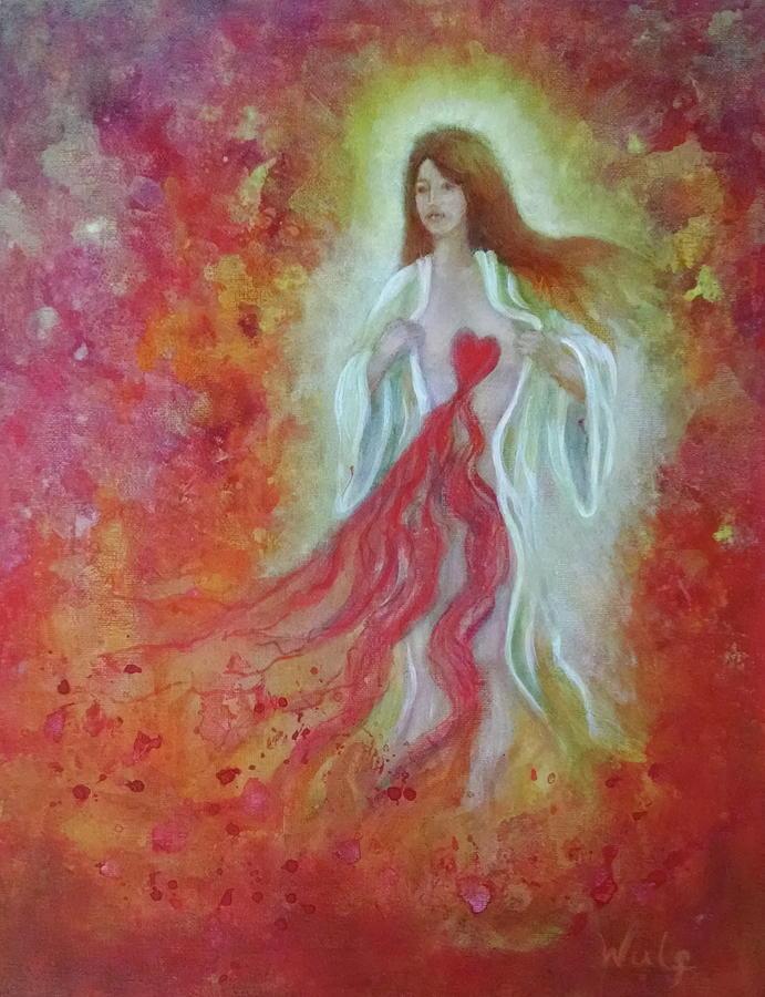 Her Heart Bleeds by Bernadette Wulf