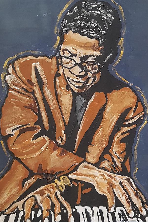 Herbie Hancock by Rachel Natalie Rawlins