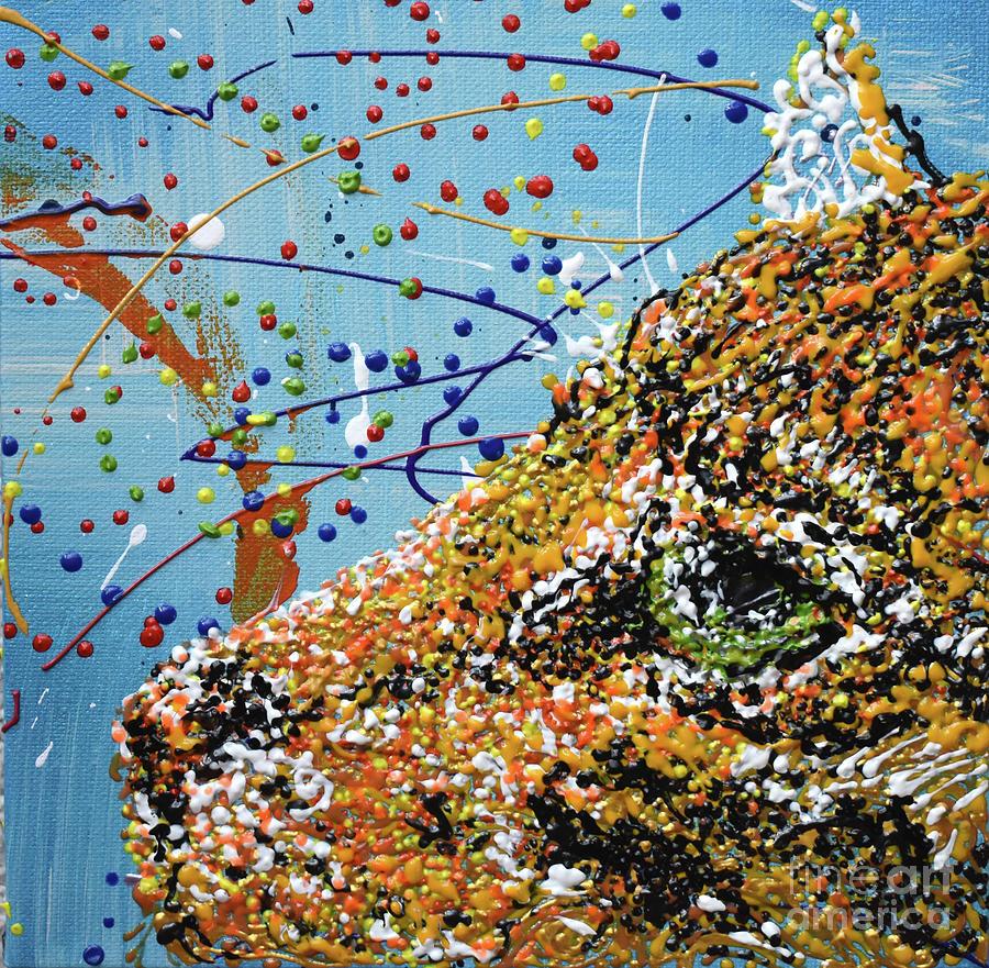 Here Kitty Kitty by Cheryle Gannaway