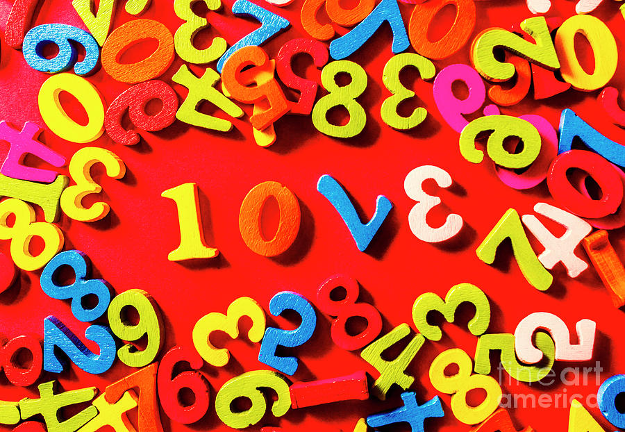Love Photograph - Heres My Number by Jorgo Photography - Wall Art Gallery