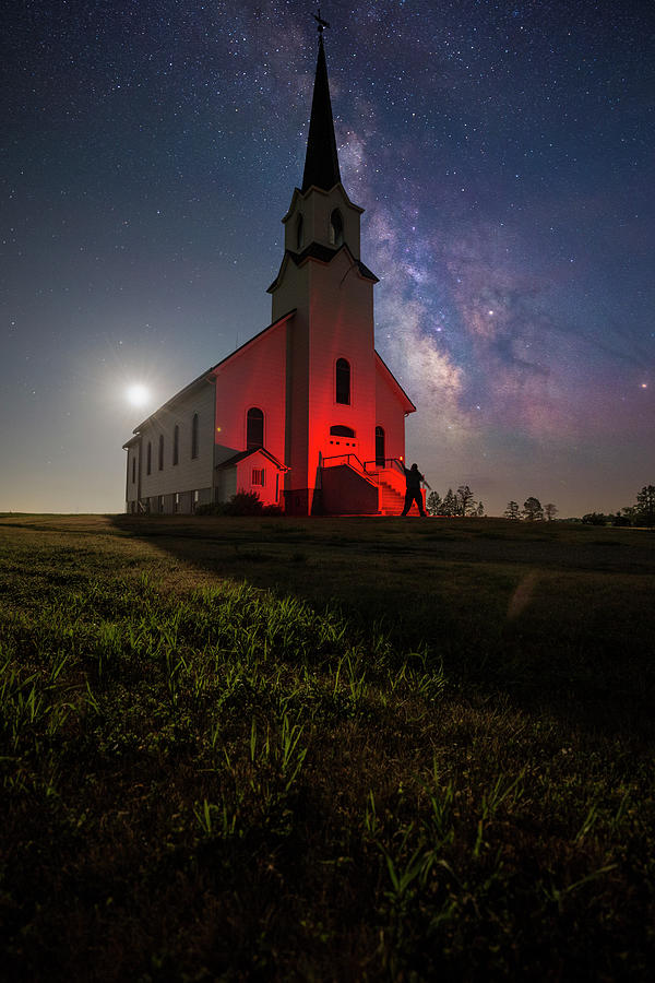 Howard Photograph - Heresy by Aaron J Groen