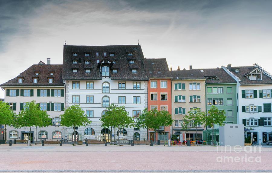 Europe Photograph - Herrenackerplatz by DiFigiano Photography