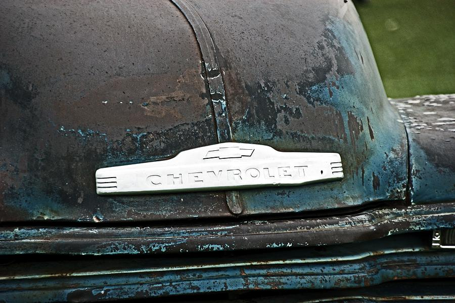 HESKIN VINTAGE RALLY.   Chevrolet. by Lachlan Main