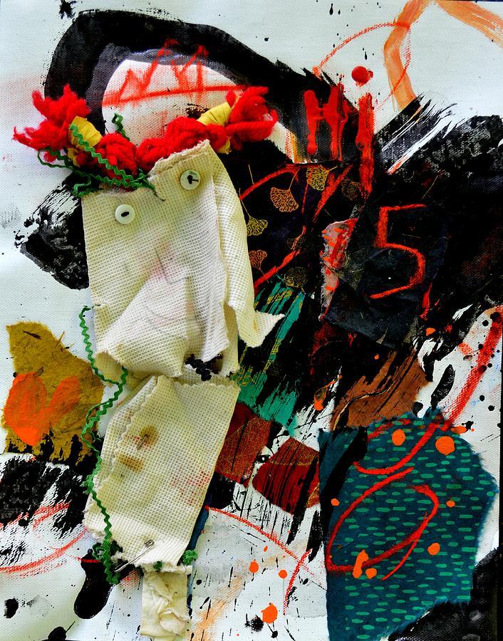 Hi Five by Janis Kirstein