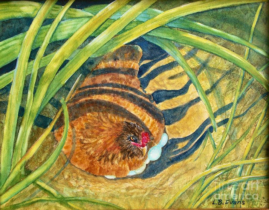 Hidden from View by Lynda Evans