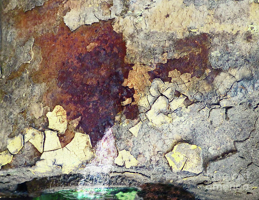 Hidden Grotto Waterfall 300 Painting