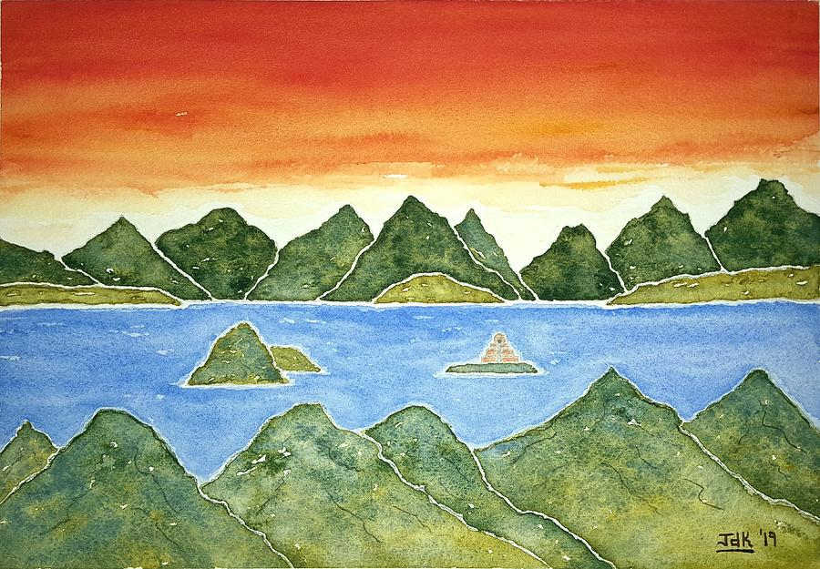 Hidden Islands Lore by John Klobucher