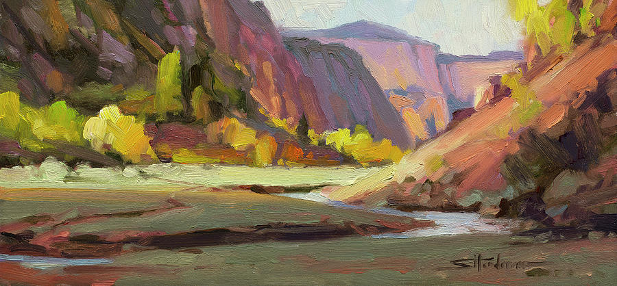 Hidden Valley by Steve Henderson