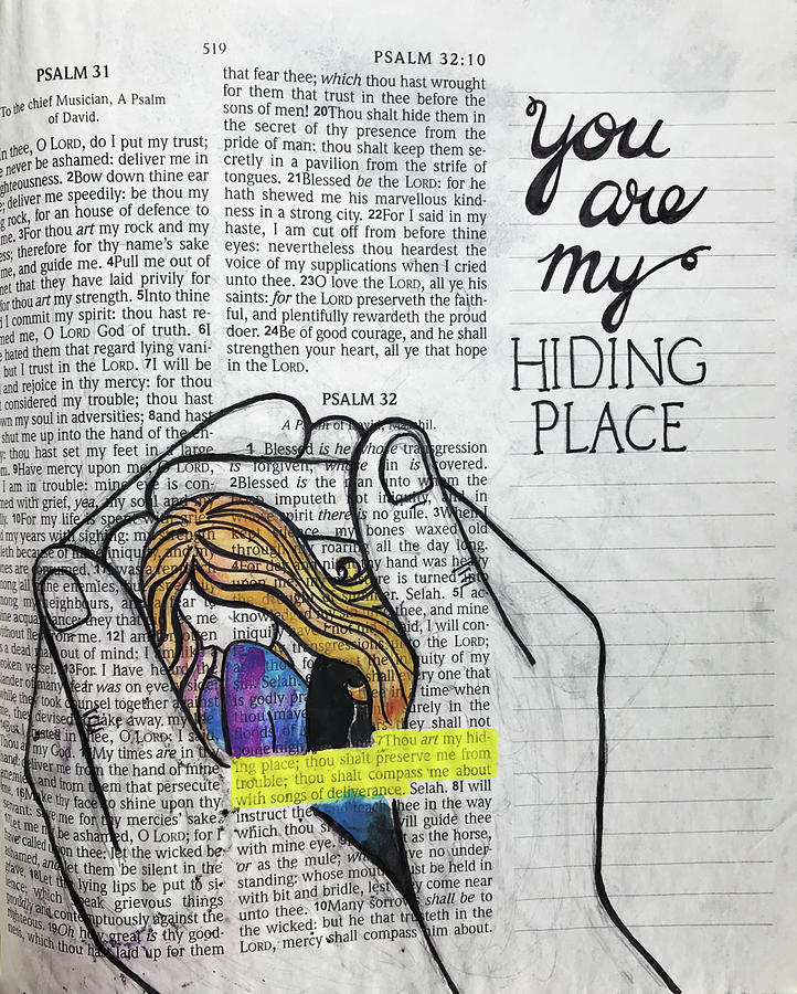Hiding Place by Kathleen Roling