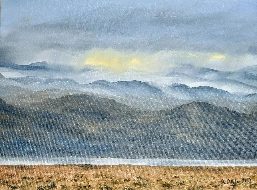 High Desert Morning by Kevin Daly