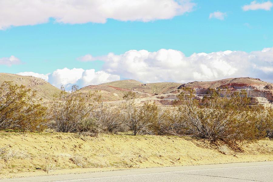 High Desert Scenery Photograph