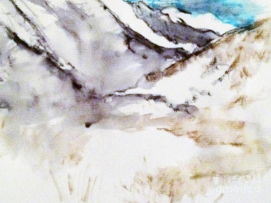 High Mountain Snow by Jennifer Thomas
