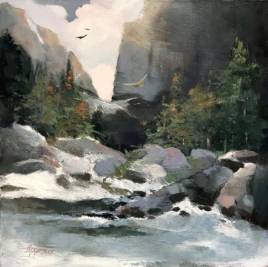 High Ridge Pass by Helen Harris