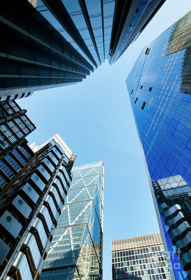 Building Photograph - High Rise by Tim Gainey