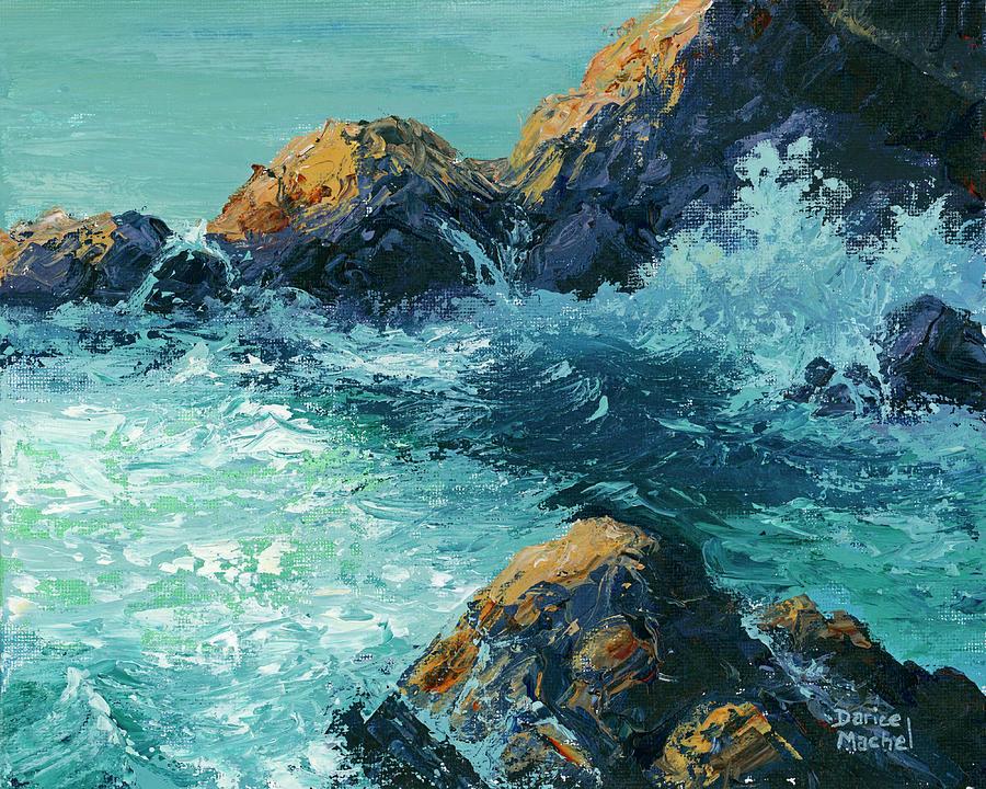 High Tide by Darice Machel McGuire